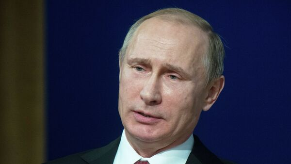 Predsednik RF Vladimir Putin - Sputnik Srbija