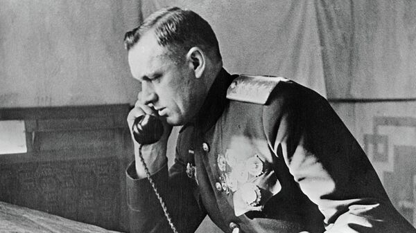 Константин Рокосовски - Sputnik Србија