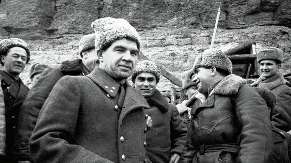 General Vasilij Čujkov - Sputnik Srbija