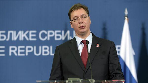 Понашање Србије биће поздрављено и оцењено као озбиљно - Sputnik Србија