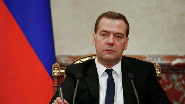 Премијер РФ Дмитриј Медведев - Sputnik Србија