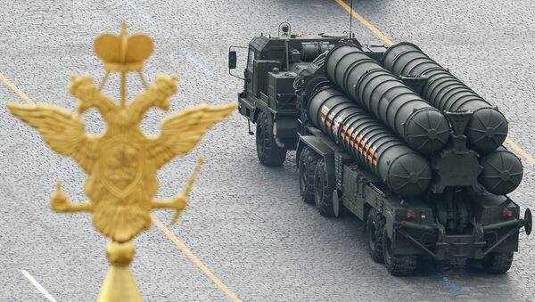 С-400 Триумф - Sputnik Србија