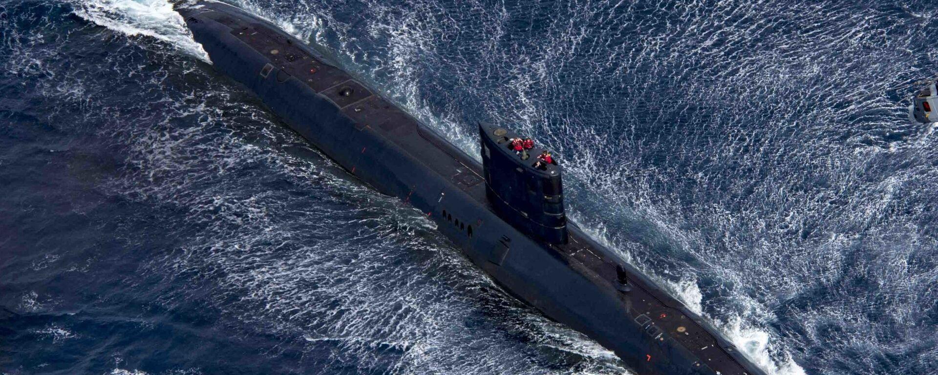 """Британска нуклеарна подморница """"Тренчент - Sputnik Србија, 1920, 10.07.2020"""