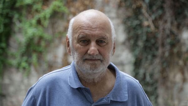 Композитор Зоран Симјановић - Sputnik Србија
