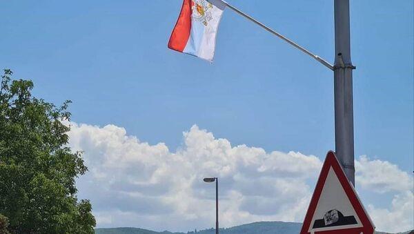 Trobojke na ulicama Berana - Sputnik Srbija