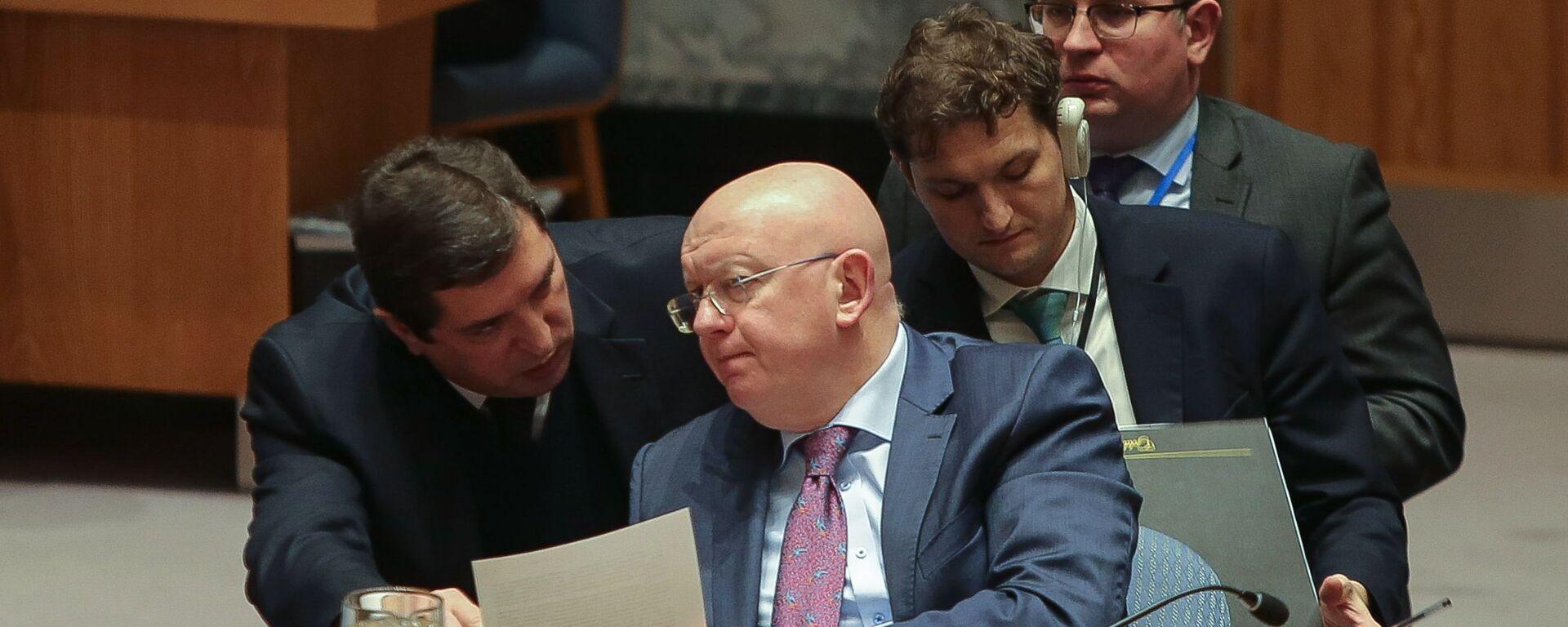 UN: Belgijsko-nemački predlog o pomoći Siriji prošao, isti takav ruski – odbijen dva puta - Sputnik Srbija, 1920, 22.07.2021