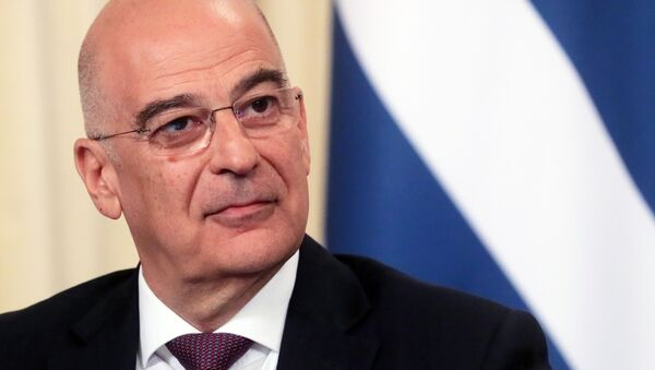 Šef grčke diplomatije: Erdogan sve radi smišljeno, Aja Sofija globalni problem - Sputnik Srbija