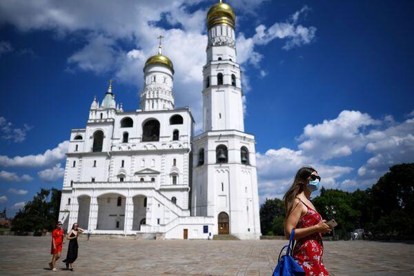 Muzej Moskovskog Kremlja: ekskurzija posle karantina - Sputnik Srbija