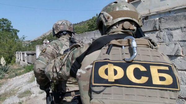 Pripadnici FSB - Sputnik Srbija