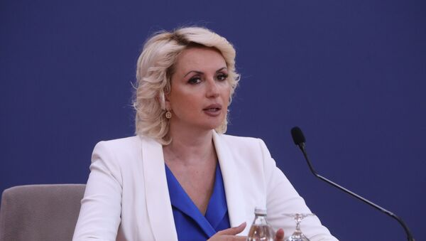 Епидемиолог Дарија Кисић Тепавчевић - Sputnik Србија