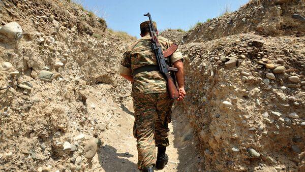 Jermenski vojnik - Sputnik Srbija
