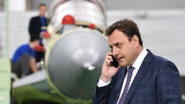 Generalni direktor korporacije MiG Ilja Tarasenko - Sputnik Srbija