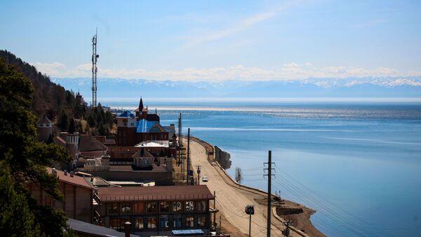 Бајкалско језеро има ове године доста домаћих туриста - Sputnik Србија