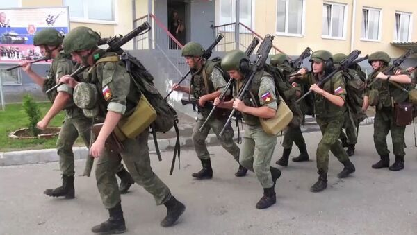 Изненадна провера војске у Русији - Sputnik Србија