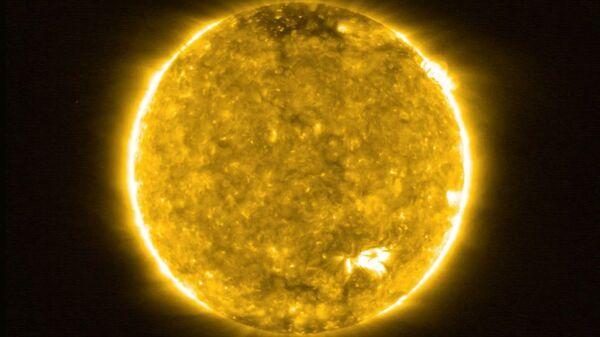 Fotografija Sunca Evropske svemirske agencije - Sputnik Srbija