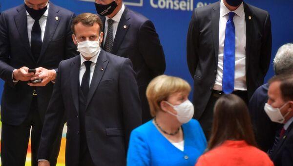 Samit šefova vlada EU u Briselu - Sputnik Srbija