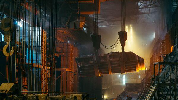 Тешка индустрија - Sputnik Србија