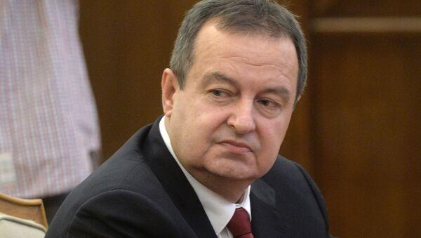 Председник СПС-а Ивица Дачић - Sputnik Србија