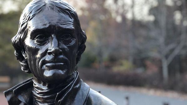 Statua Tomasa Džefersona - Sputnik Srbija