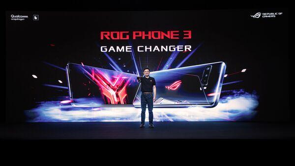 Smartfon ROG Phone 3  - Sputnik Srbija
