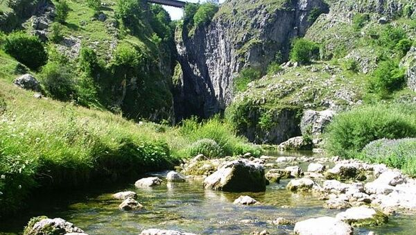 Reka Komarnica u Crnoj Gori - Sputnik Srbija