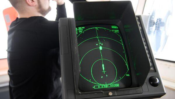 Сонар на броду   - Sputnik Србија