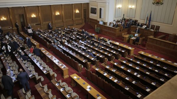 Бугарски парламент - Sputnik Србија