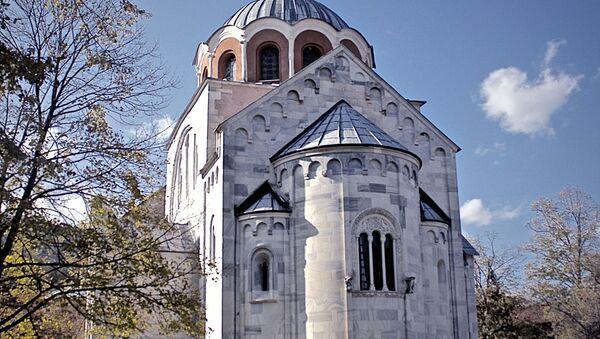 Manastir Studenica - Sputnik Srbija
