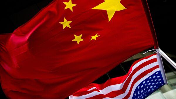 Kina i SAD - Sputnik Srbija