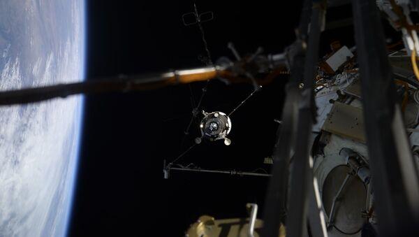 Теретни свемирски брод Прогрес МС-08 - Sputnik Србија