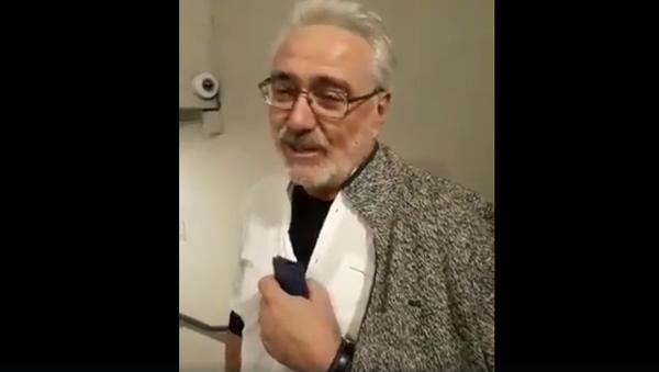 Branimir Nestorović - Sputnik Srbija