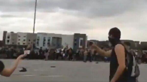 Pucnjava tokom protesta u gradu Aurora Kolorado - Sputnik Srbija
