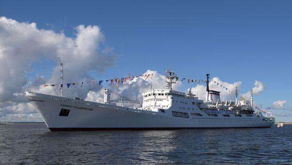 Sankt Peterburg: Glavna parada povodom Dana ratne mornarice - Sputnik Srbija