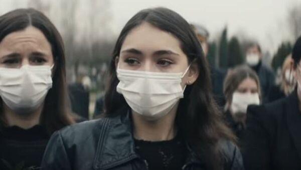 Nemačko-danska serija Sleborn koja ima detalje identične pandemiji virusa korona - Sputnik Srbija