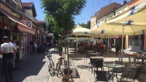 У Бујановцу грађани не носе маске, а кафићи су пуни - Sputnik Србија