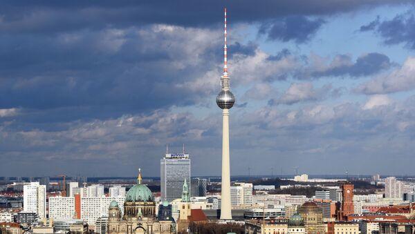 Napad na tržni centar u Berlinu, 11 povređenih  - Sputnik Srbija