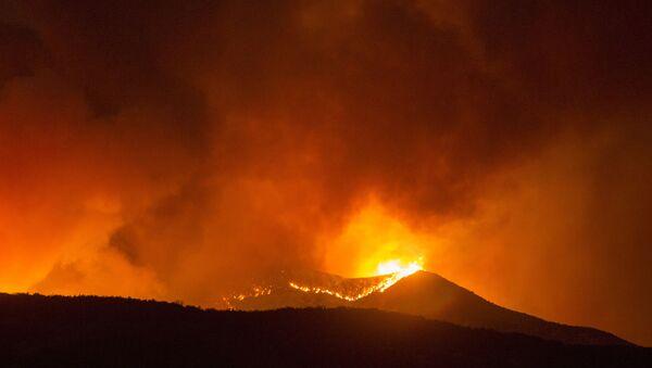 Пожар у Калифорнији - Sputnik Србија