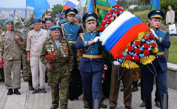 Vazdušno-desantne snage Rusije - Sputnik Srbija