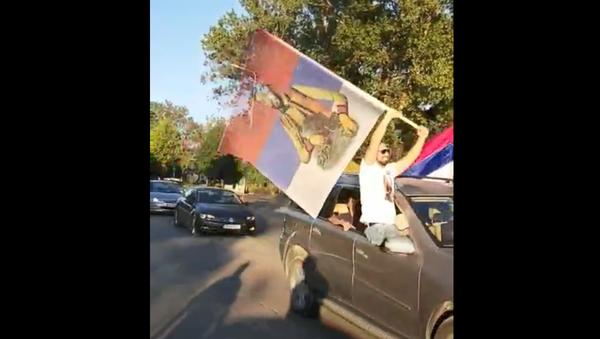Auto-litija - Sputnik Srbija