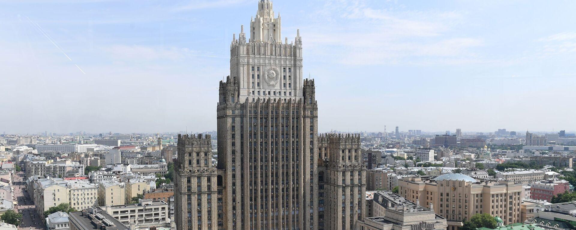 Zgrada Ministarstva spoljnih poslova Rusije  - Sputnik Srbija, 1920, 28.09.2021