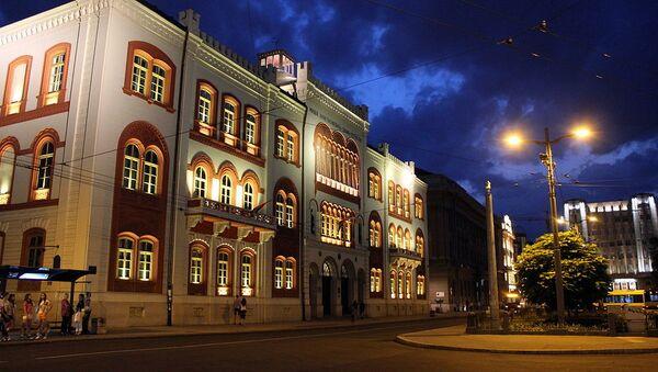 Студентски трг - место где се највероватније налазио форум, срце античког Сингидунума. - Sputnik Србија