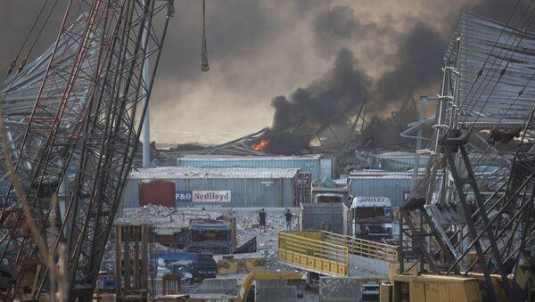 Eksplozija u Bejrutu - Sputnik Srbija