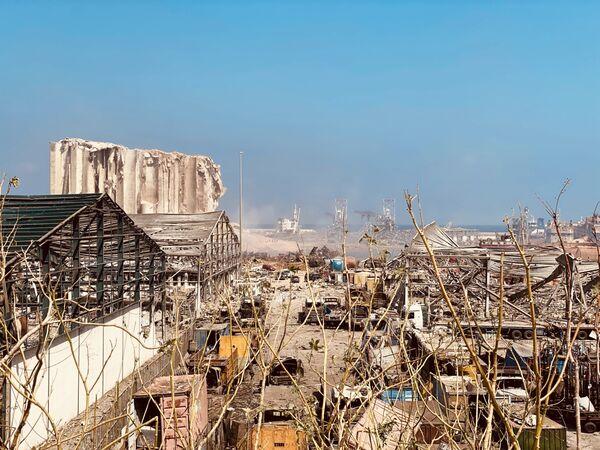 Потрес од експлозије осетио се и у предграђу а највећи број људи истиче да су имали утисак као да се догодио земљотрес. - Sputnik Србија