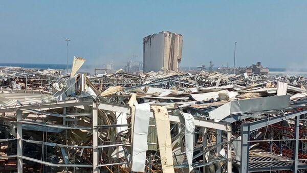Последице експлозија у Бејруту - Sputnik Србија