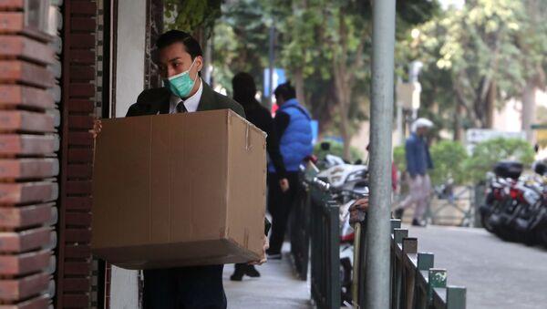 Paketi iz Kine - Sputnik Srbija
