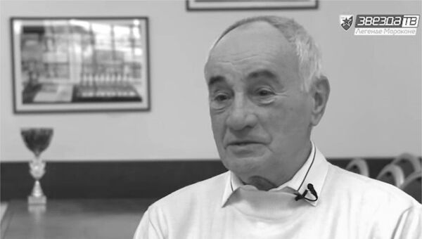 Легендарни фудбалер и тренер Црвене Звезде Владица Поповић - Sputnik Србија