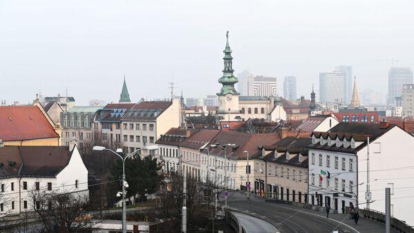 Pogled na Bratislavu - Sputnik Srbija