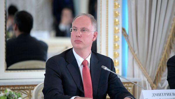 Кирил Димитријев, директор Руског директног инвестиционог фонда (РДИФ). - Sputnik Србија
