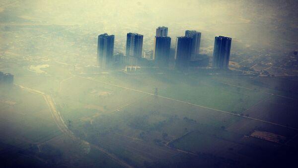 Zagađen vazduh - Sputnik Srbija
