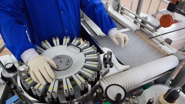 Производња вакцина против короне - Sputnik Србија